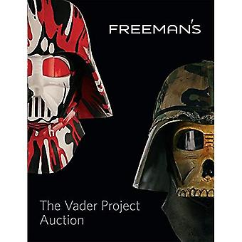 Vader Project Auction Catalog, The 100 Helmets, 100 Artists