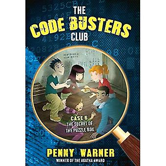 The Secret of the Puzzle Box (Code Busters Club (Hardcover))