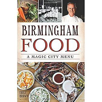 : Birmingham eine magische Stadt Speisekarte (amerikanischen Gaumen)