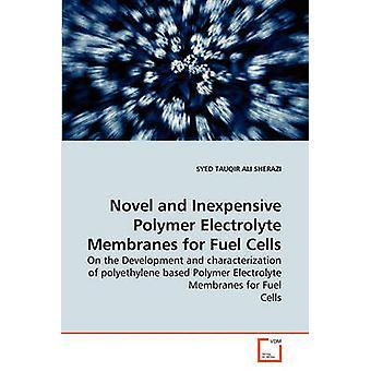 Roman und preiswerte Polymer-Elektrolyt-Membranen für Brennstoffzellen von SHERAZI & SYED TAUQIR ALI
