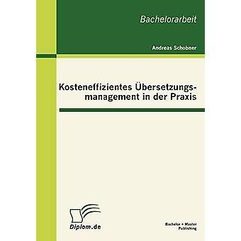 Kosteneffizientes bersetzungsmanagement in der Praxis by Schobner & Andreas