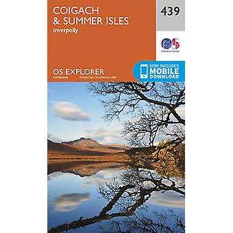 Coigach and Summer Isles (September 2015 ed) by Ordnance Survey - 978