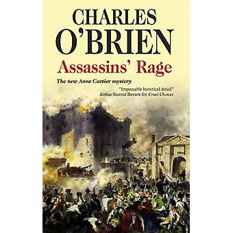 Assassins' Rage by Charles O'Brien - 9780727866073 Book