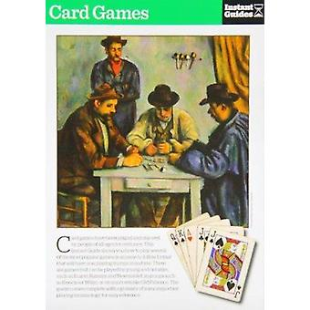 Card Games - The Instant Guide by Instant Guides - 9781780500157 Book