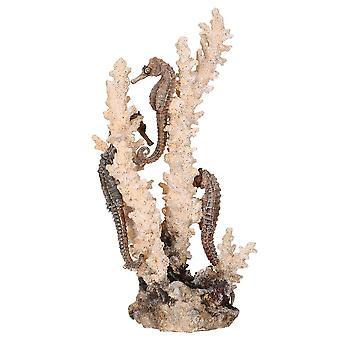 BiOrb Seahorses On Coral Natural - Medium