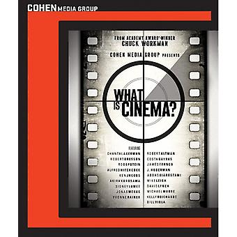 What Is Cinema [Blu-ray] USA import