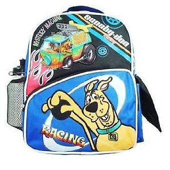Small Backpack - Scooby Doo - Mystery Machine New School Book Bag 374112