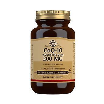 Solgar CoQ-10 200mg Vegicaps 30 (948)