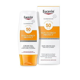 Eucerin Allergy Protection Sun Creme-Gel SPF50 150ml