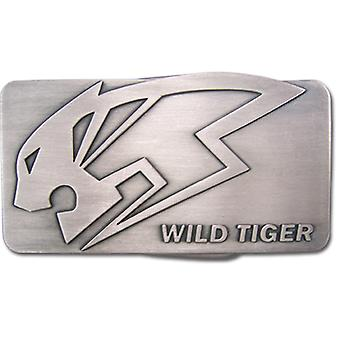 Belt Buckle - Tiger & Bunny - New Wild Tiger Logo Sign Anime Licensed ge15001