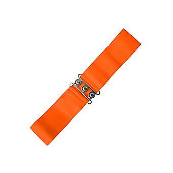 Dancing Days cintura Stretch Vintage arancione S
