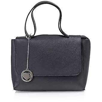 Ccacca Bags Cbc3319tar Blue Women's Handbag (Dark Blue) 14x22x30 cm (W x H x L)