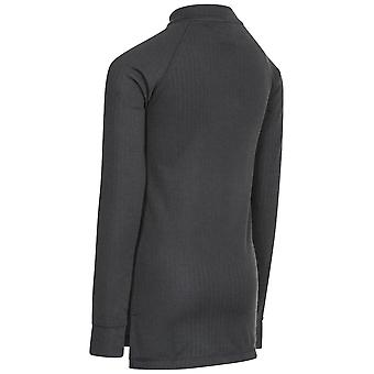 Trespass per bambini/bambini Wise360 1/2 Zip Baselayer Top