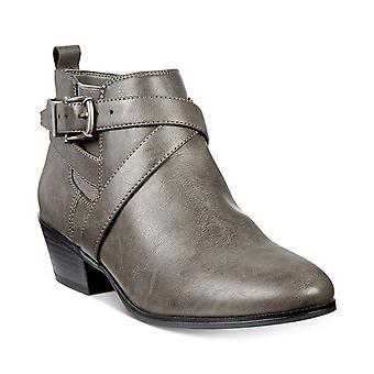 Stil & co kvinners Harperr mandel Toe ankel mote støvler