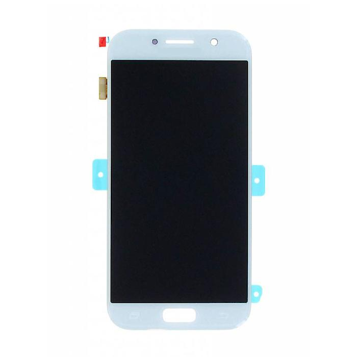 Stuff Certified® Samsung Galaxy A5 2017 A520 Screen (Touch Screen + AMOLED + Parts) AAA + Quality - Blue