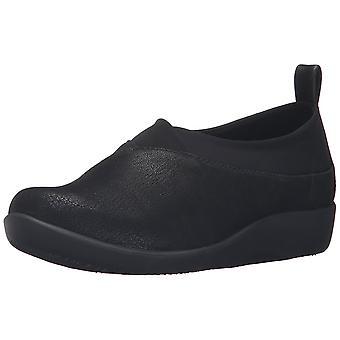 CLARKS mujer Sillian Greer cerrados del dedo del pie zapatos
