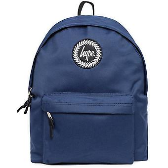 Hype Core Backpack Bag Navy 99