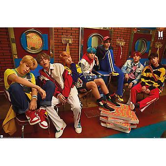 BTS Crew Maxi plakat 61x 91.5 cm