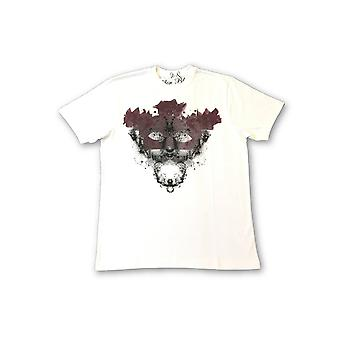 Aon Back imited edition T-Shirt in white face ogo