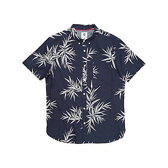 Element Lenway Short Sleeve Shirt in Eclipse Navy