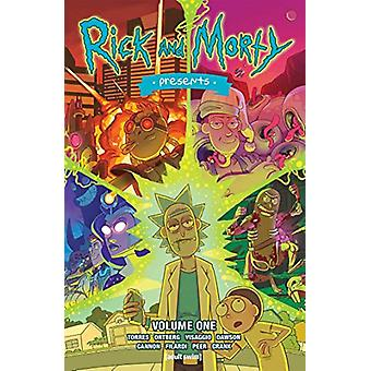Rick and Morty Presents by C J Cannon