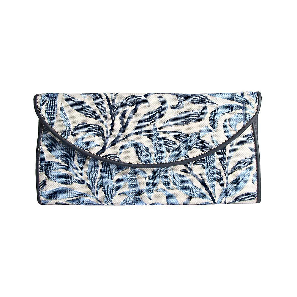 William morris - willow bough money purse by signare tapestry / enve-wiow