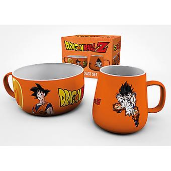 Dragon Ball Z Goku Frühstück Set