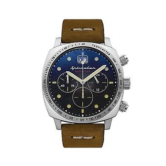Spinnaker - Montre-bracelet - Hommes - Hull Chrono - SP-5068-01 - Noir