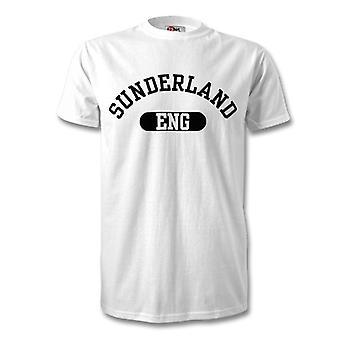 Город Англии Sunderland футболка