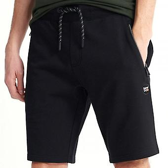 Superdry Collective Jogging Shorts Black 02A