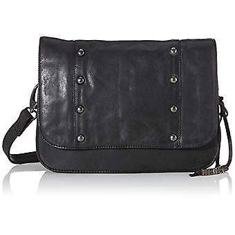 Legend FARRA-A Black Woman shoulder bag (Black (schwarz 0001)) 7x22x28 cm (B x H x T)