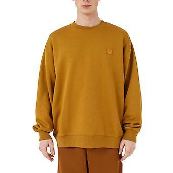 Acne Studios Ci001059c Women's Brown Cotton Sweatshirt