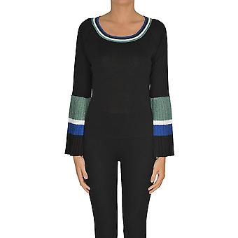 Nenette Ezgl266124 Women's Black Viscose Sweater