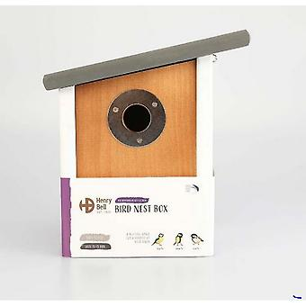 Henry Bell Elegance Sloping Roof Nest Box