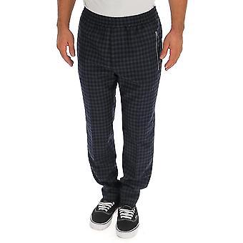 Stella Mccartney 528612sno061140 Men's Grey Wool Pants