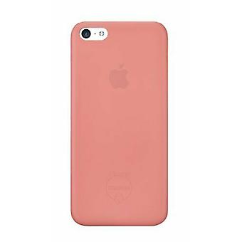 Ozaki OC546RD O!coat 0.3 Jelly for iPhone 5c Pink