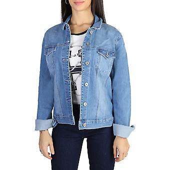 Tommy Hilfiger Original Women Spring/Summer Jacket - Blue Color 40734