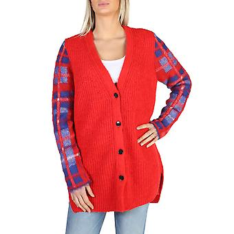 Tommy Hilfiger Original Women Fall/Winter Sweater - Red Color 38829