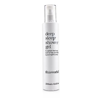 This Works Deep Sleep Shower Gel 250ml/8.4oz
