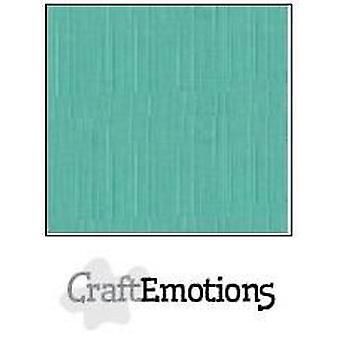 CraftEmotions lin papp 10 Sh salvie pastell 27x13,5cm 250gr / LHC-29
