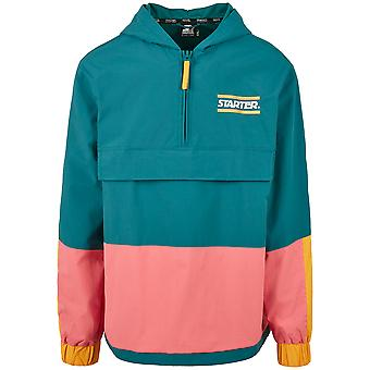 Starter Men's Windbreaker Multicolored Logo