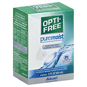 Opti-free pure moist multi-purpose disinfecting solution, 2 oz