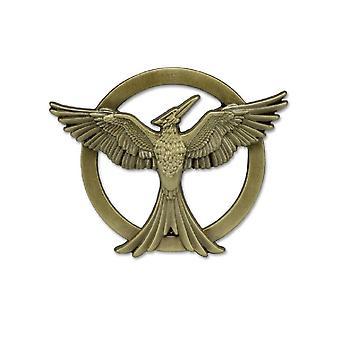 Hunger Games Mockingjay Prop Replica Pin Badge