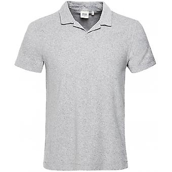 Hartford Terry Towelling Polo Shirt