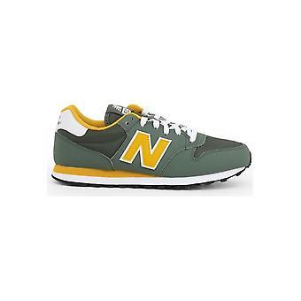 توازن جديد - أحذية - أحذية رياضية - GM500TRU - رجال - البحر الأخضر والأصفر - الاتحاد الأوروبي 41.5