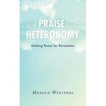 Ylistys Heteronomy Making tilaa ilmoitusta Westphal & Merold