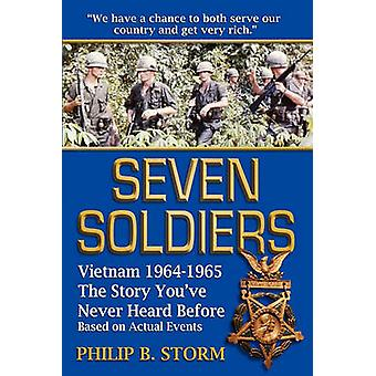 Seven Soldiers by Storm & Philip B