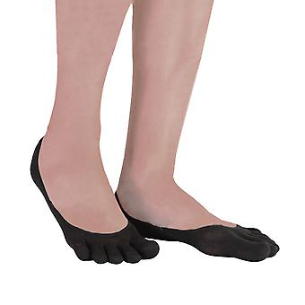 TOETOE Essential Everyday Unisex Plain Silk Foot Cover
