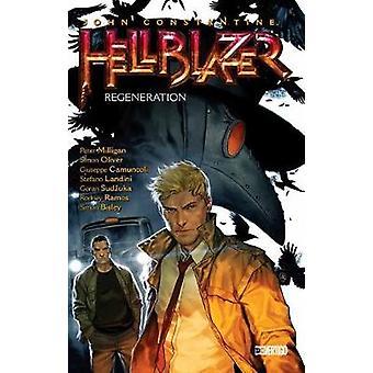 John Constantine - Hellblazer Volume 22 - Regeneration by Mike Carey -