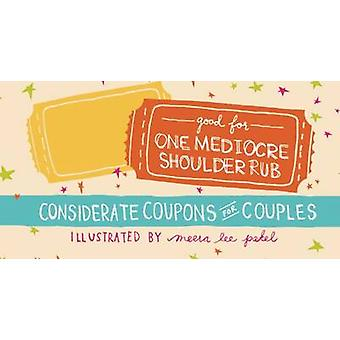 Good for One Mediocre Shoulder Rub - Considerate Coupons for Couples b